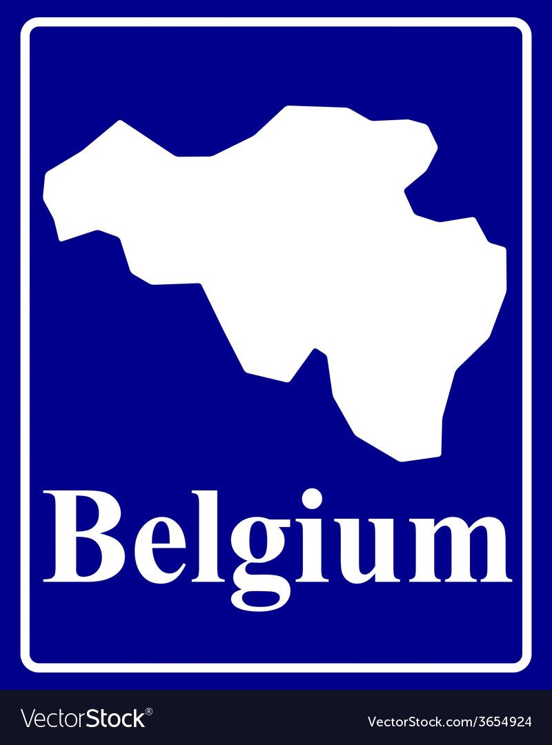 Belgium vector | Price: 1 Credit (USD $1)