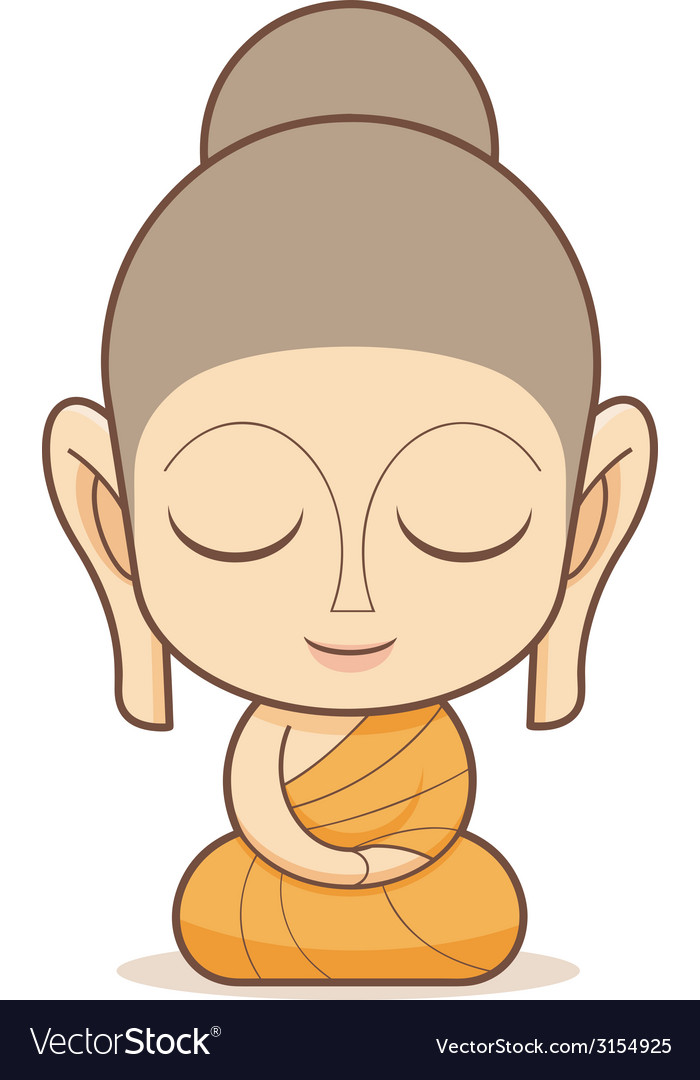 Buddha vector | Price: 1 Credit (USD $1)