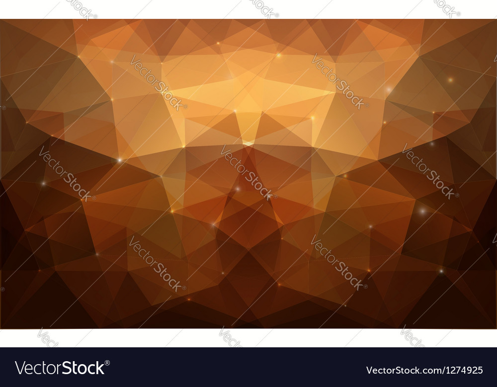 Triangular gold texture vector | Price: 1 Credit (USD $1)