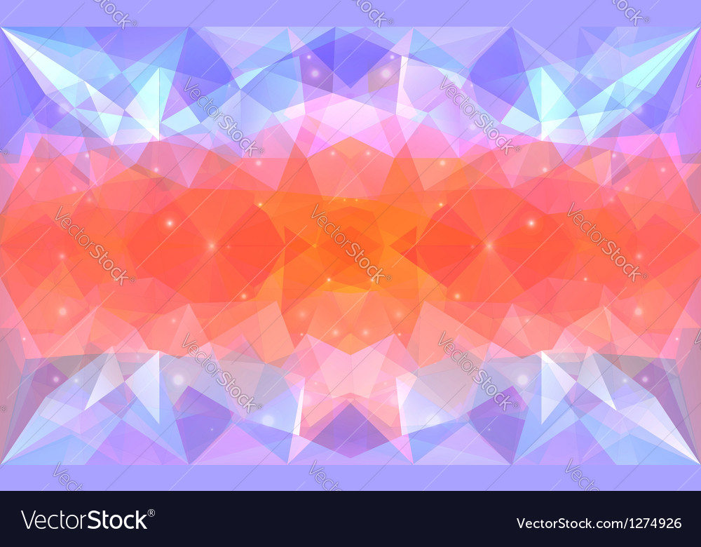 Triangular lightcolor texture vector | Price: 1 Credit (USD $1)