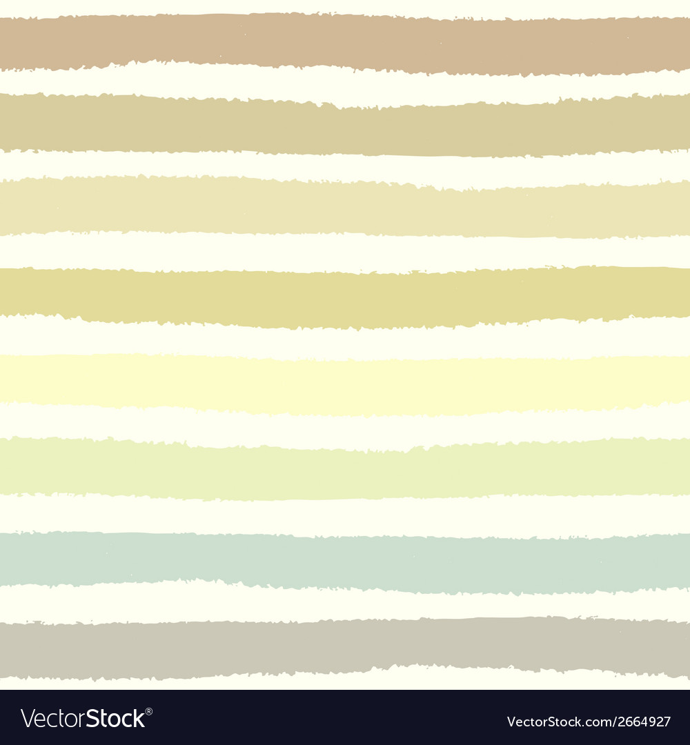 Seamless pattern with hand painted brush strokes vector | Price: 1 Credit (USD $1)