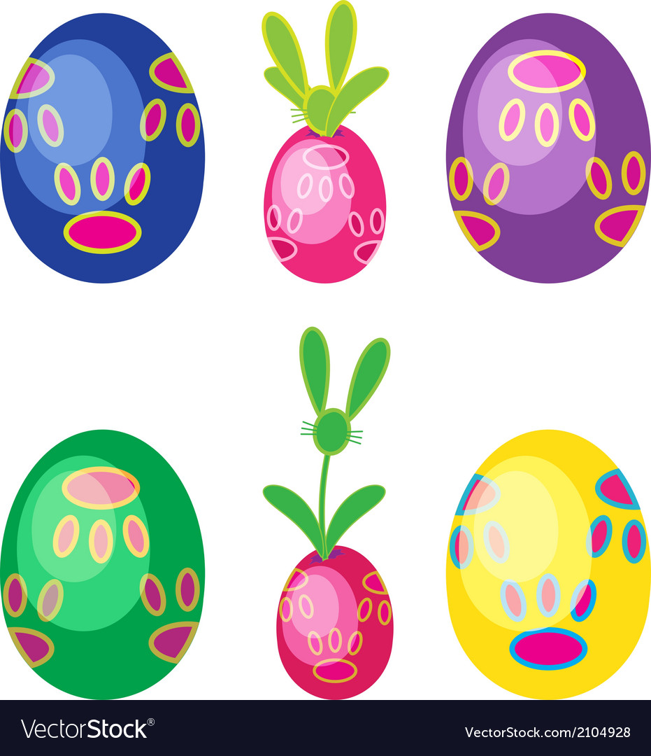 Bunn eggt02 vector | Price: 1 Credit (USD $1)