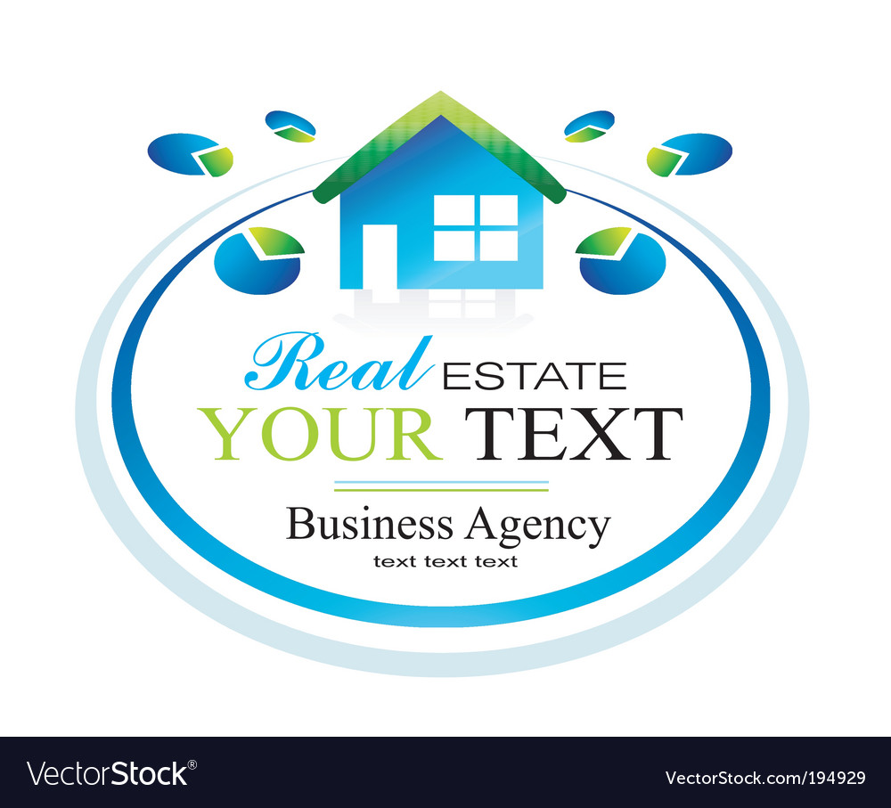 Real estate logo vector | Price: 3 Credit (USD $3)