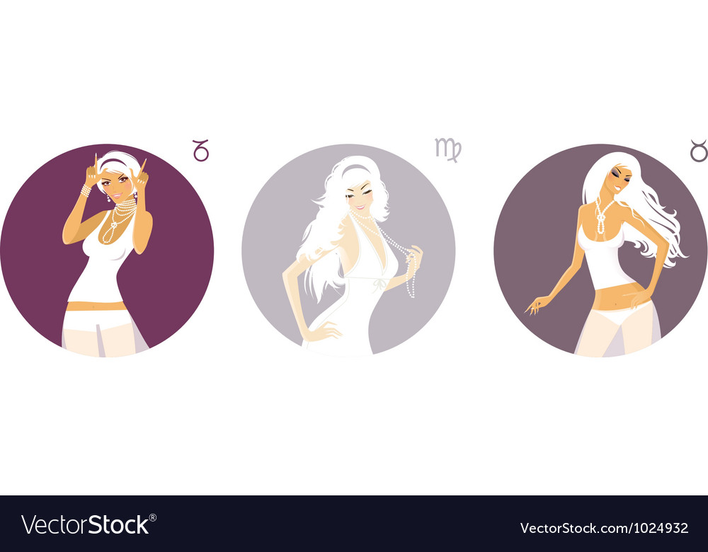 Horoscope vector | Price: 3 Credit (USD $3)