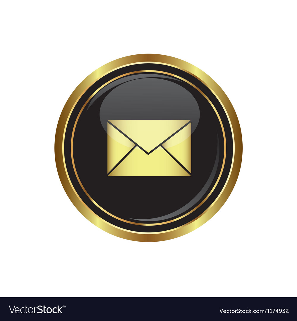Mail icon on vector   Price: 1 Credit (USD $1)