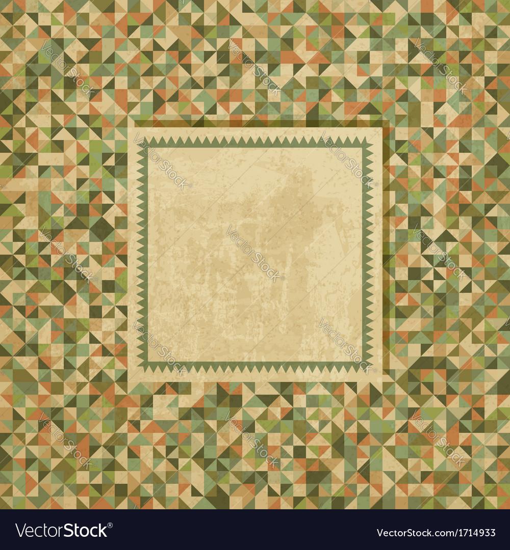 Geometric background vector | Price: 1 Credit (USD $1)