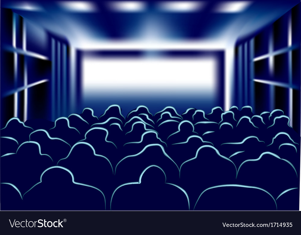 Movie and theater vector | Price: 1 Credit (USD $1)