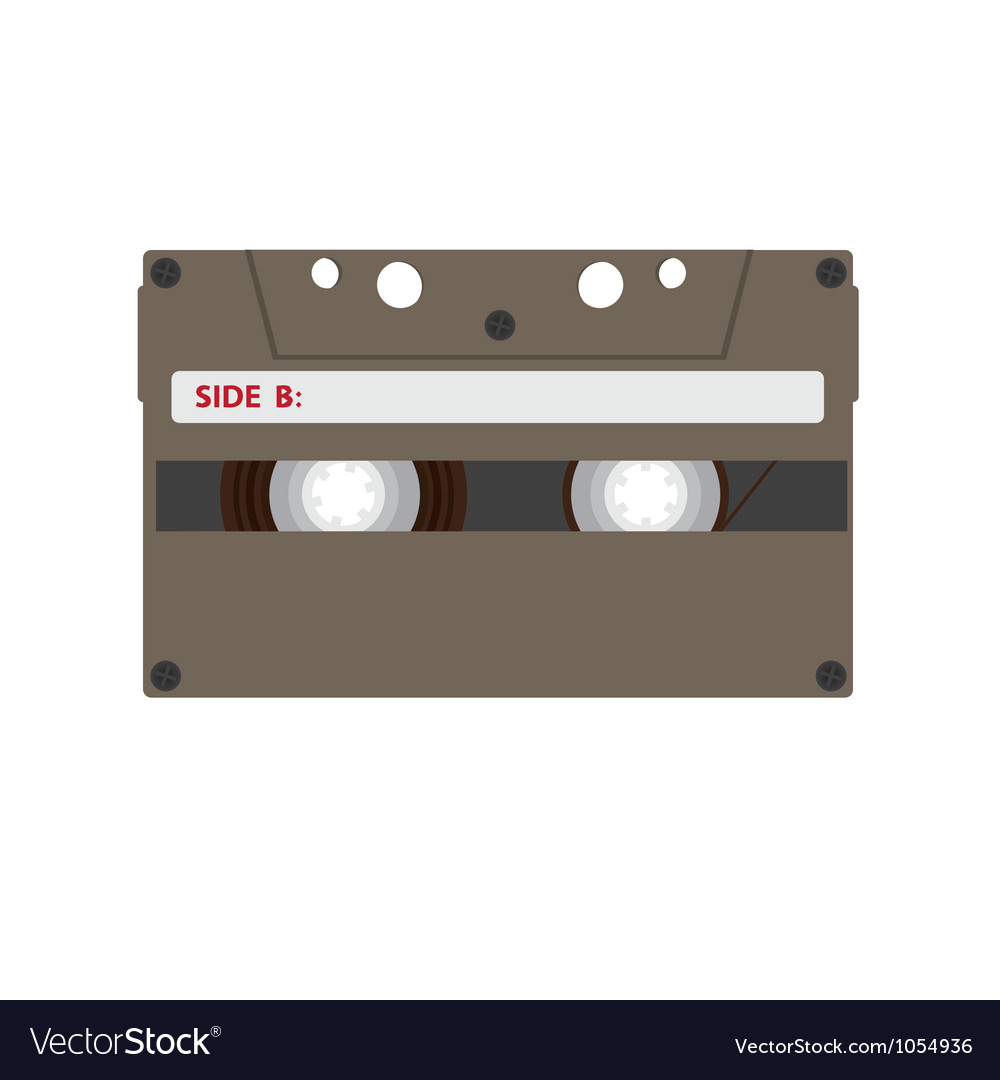Tape players vector | Price: 1 Credit (USD $1)