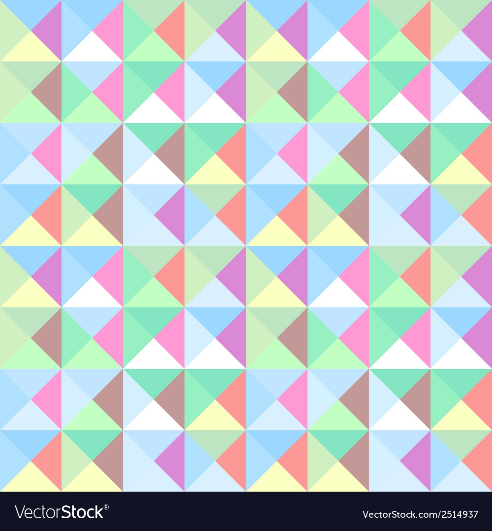 Colorful triangle background2 vector | Price: 1 Credit (USD $1)