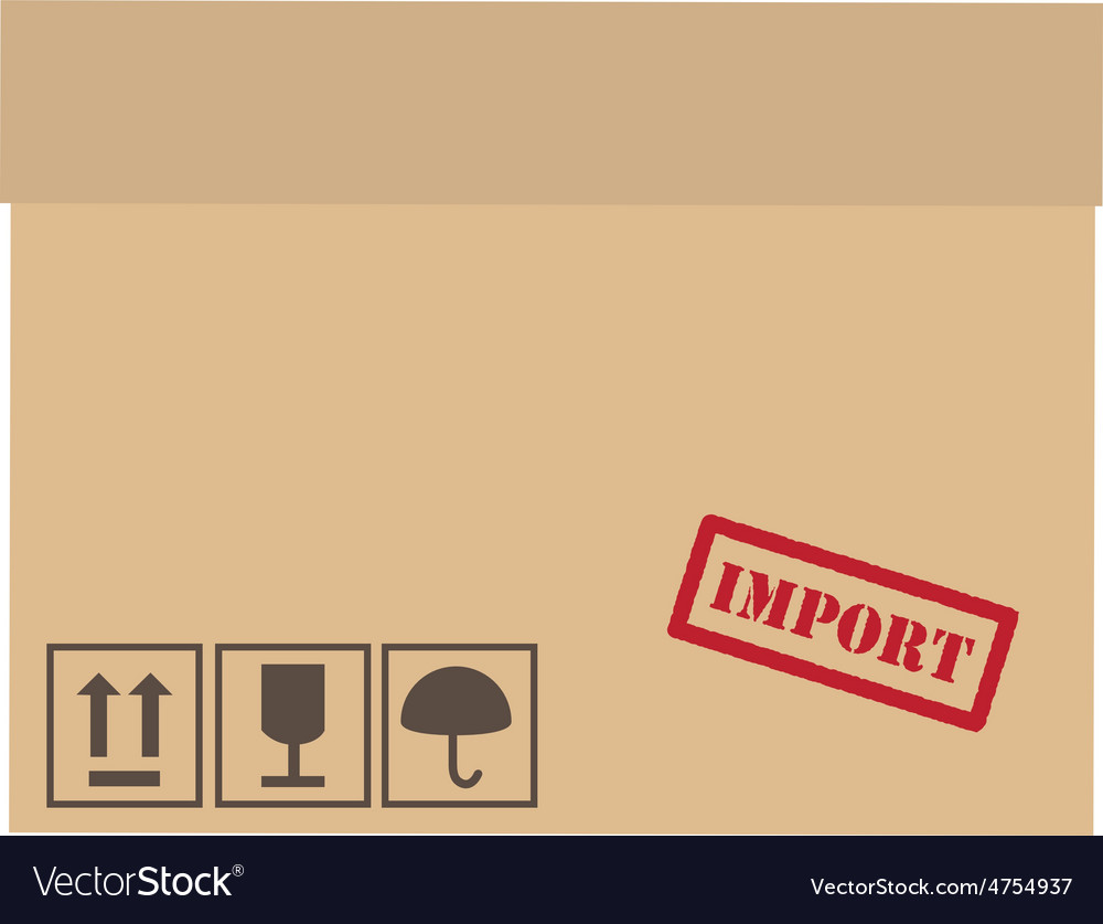Important box vector | Price: 1 Credit (USD $1)