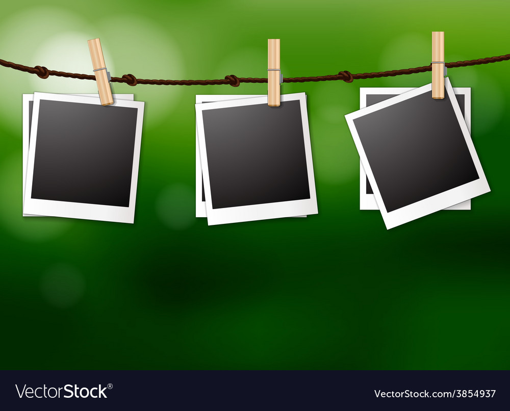 Photo frames vector | Price: 1 Credit (USD $1)