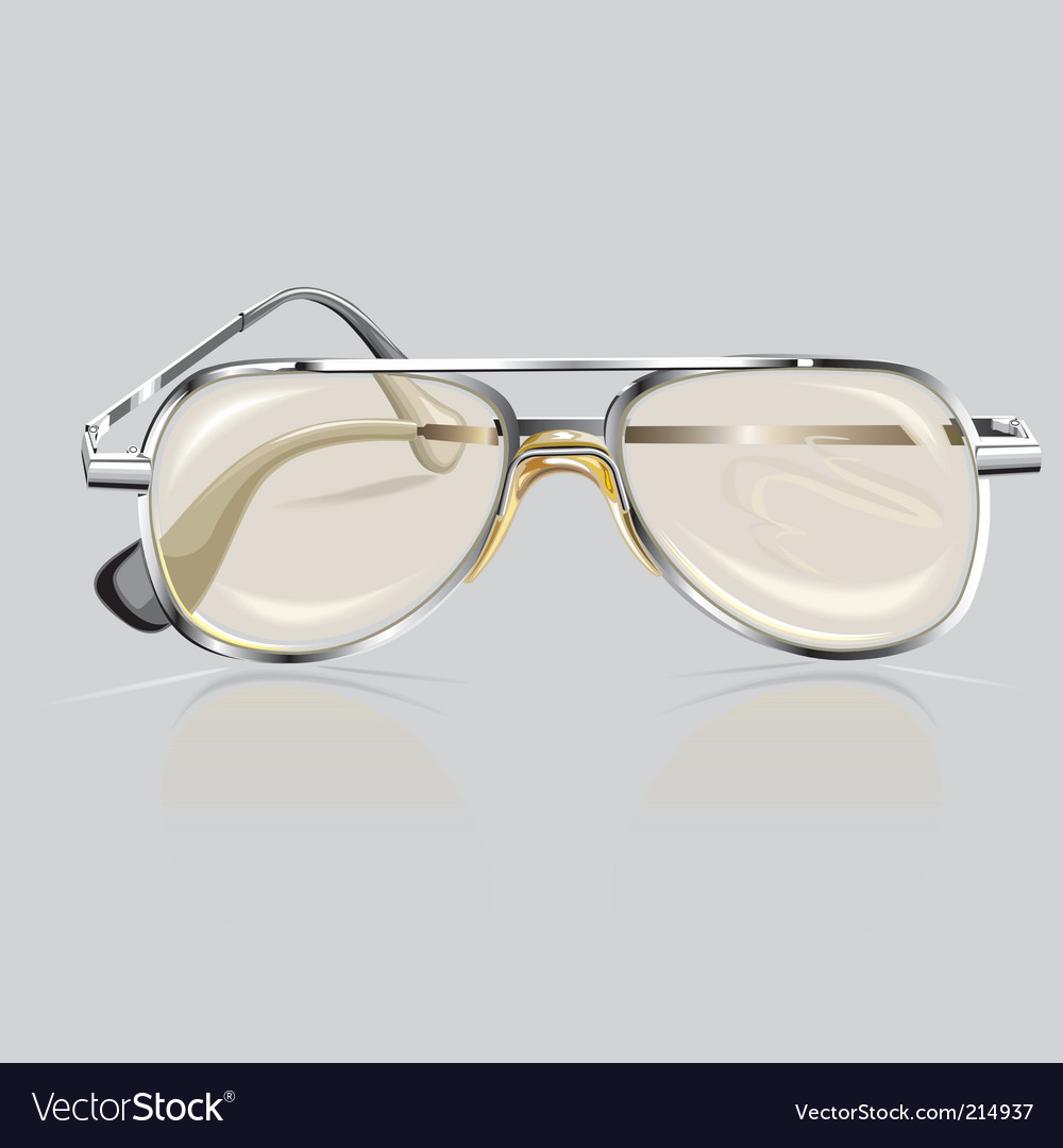 Spectacles vector | Price: 3 Credit (USD $3)