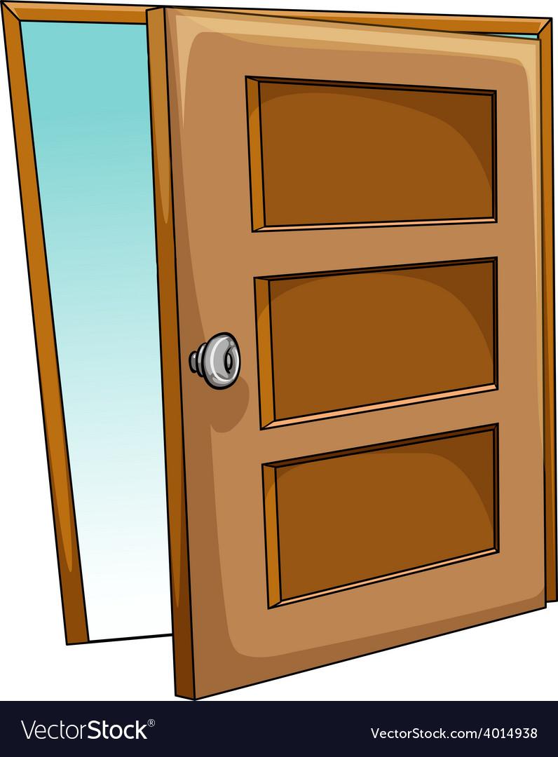 A door vector | Price: 1 Credit (USD $1)