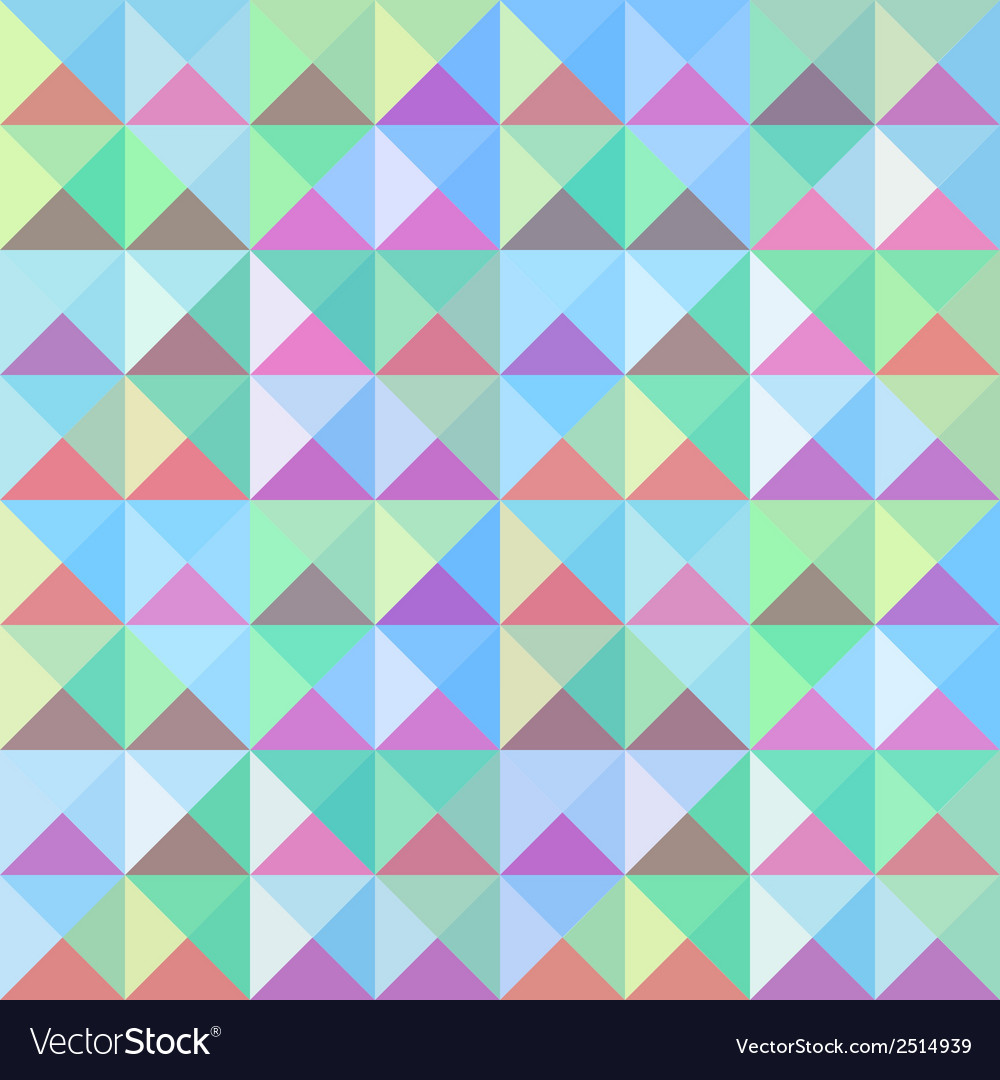 Colorful triangle background3 vector | Price: 1 Credit (USD $1)