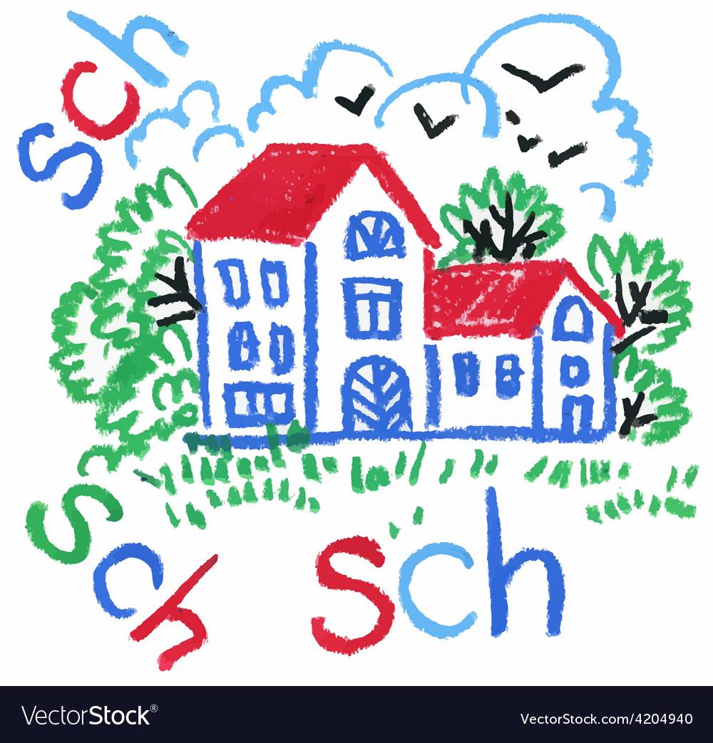 Child like artwork vector   Price: 1 Credit (USD $1)
