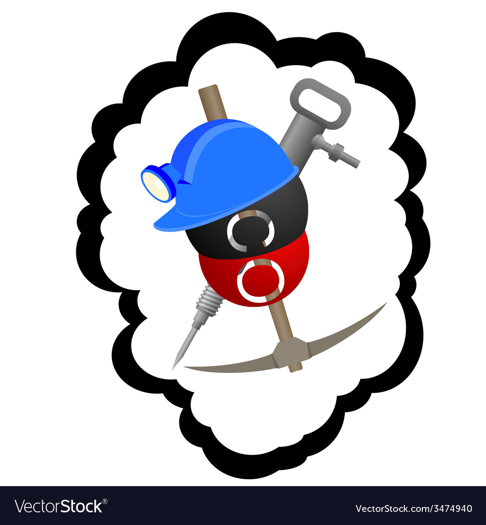 Coal 1 vector | Price: 1 Credit (USD $1)