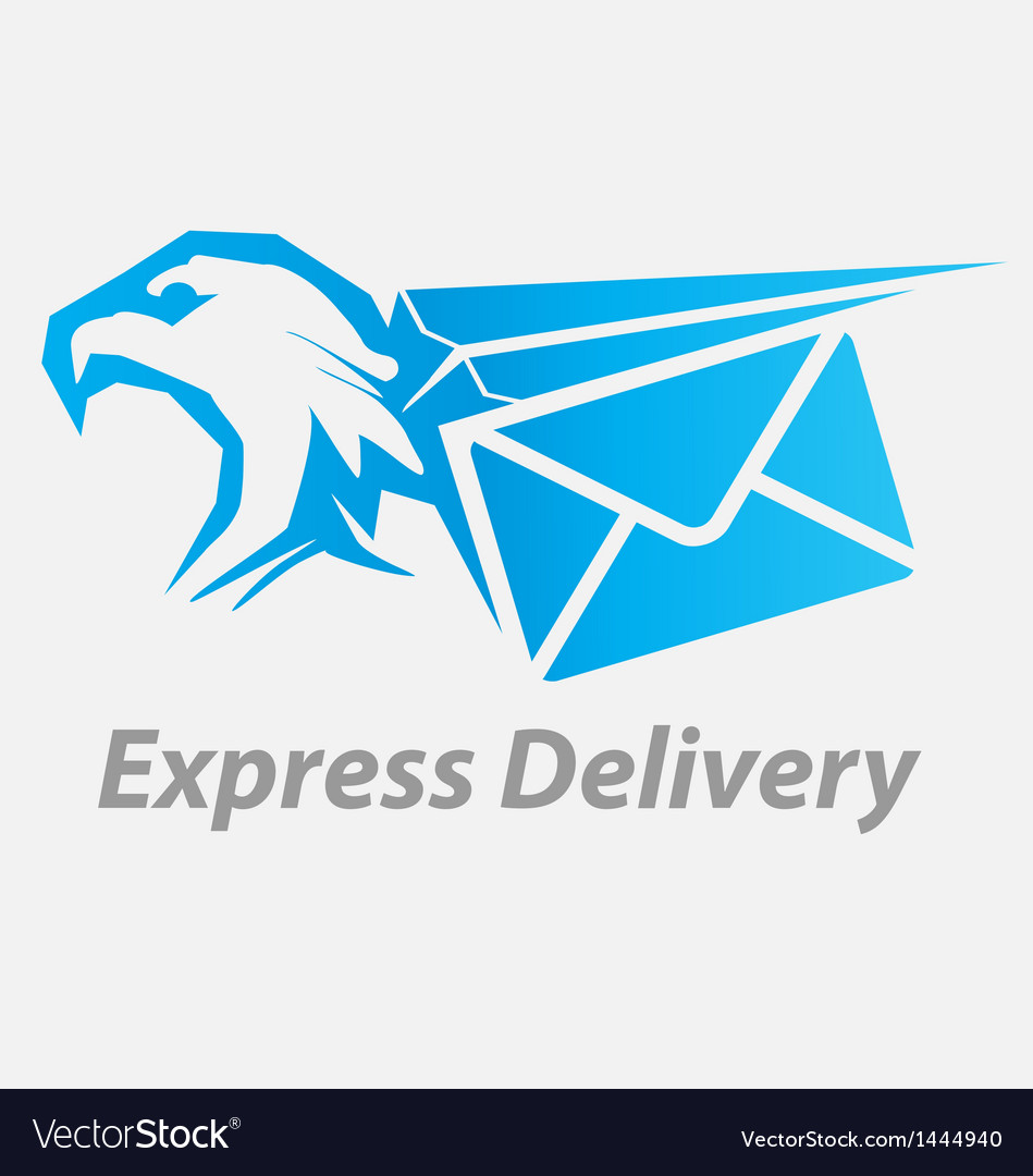 Express fast delivery icon vector | Price: 1 Credit (USD $1)