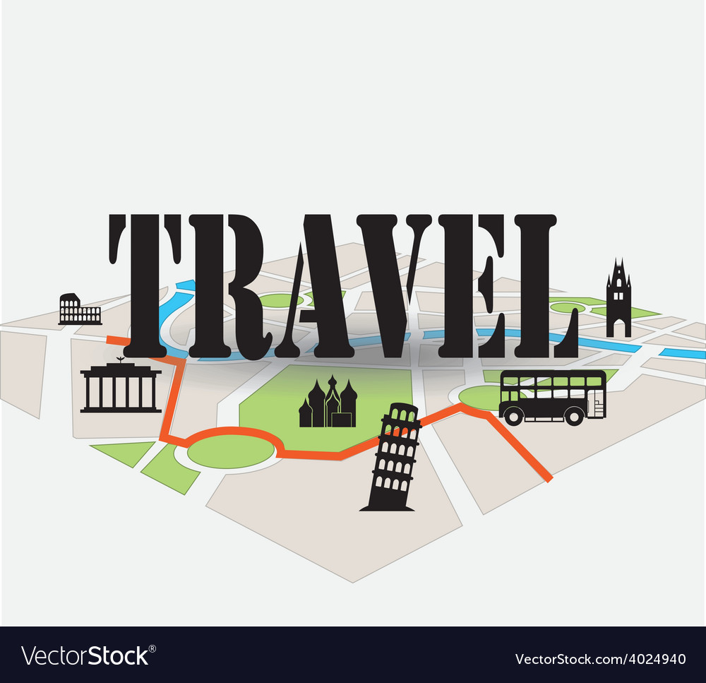 Holiday travel vector   Price: 1 Credit (USD $1)
