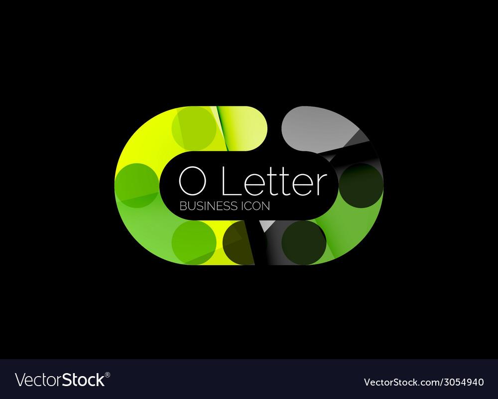 Minimal font or letter logo design vector   Price: 1 Credit (USD $1)