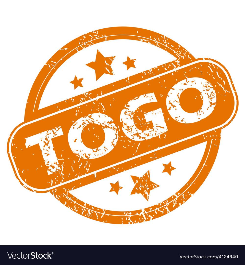 Togo grunge icon vector | Price: 1 Credit (USD $1)