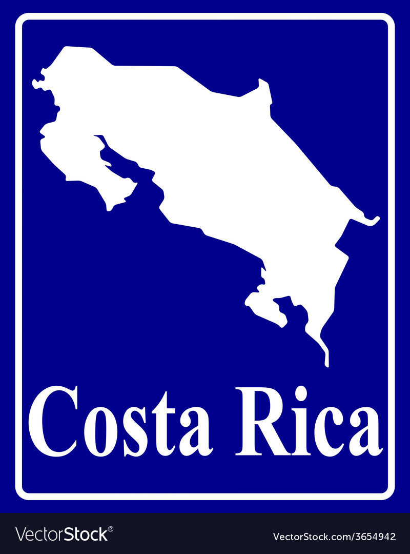 Costa rica vector | Price: 1 Credit (USD $1)