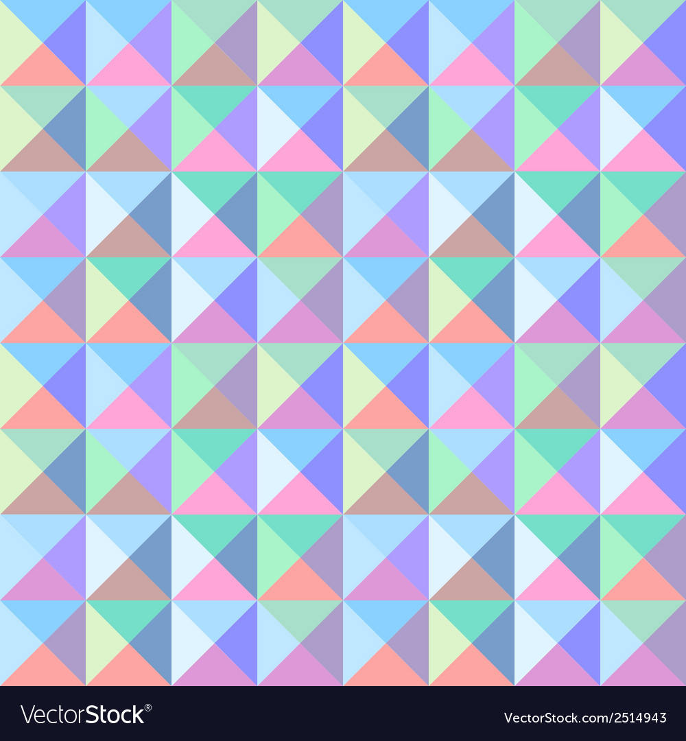 Colorful triangle background4 vector | Price: 1 Credit (USD $1)