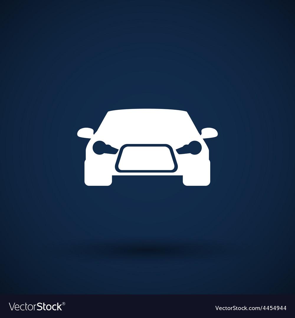 Automobile icon car vehicle automotive vector   Price: 1 Credit (USD $1)