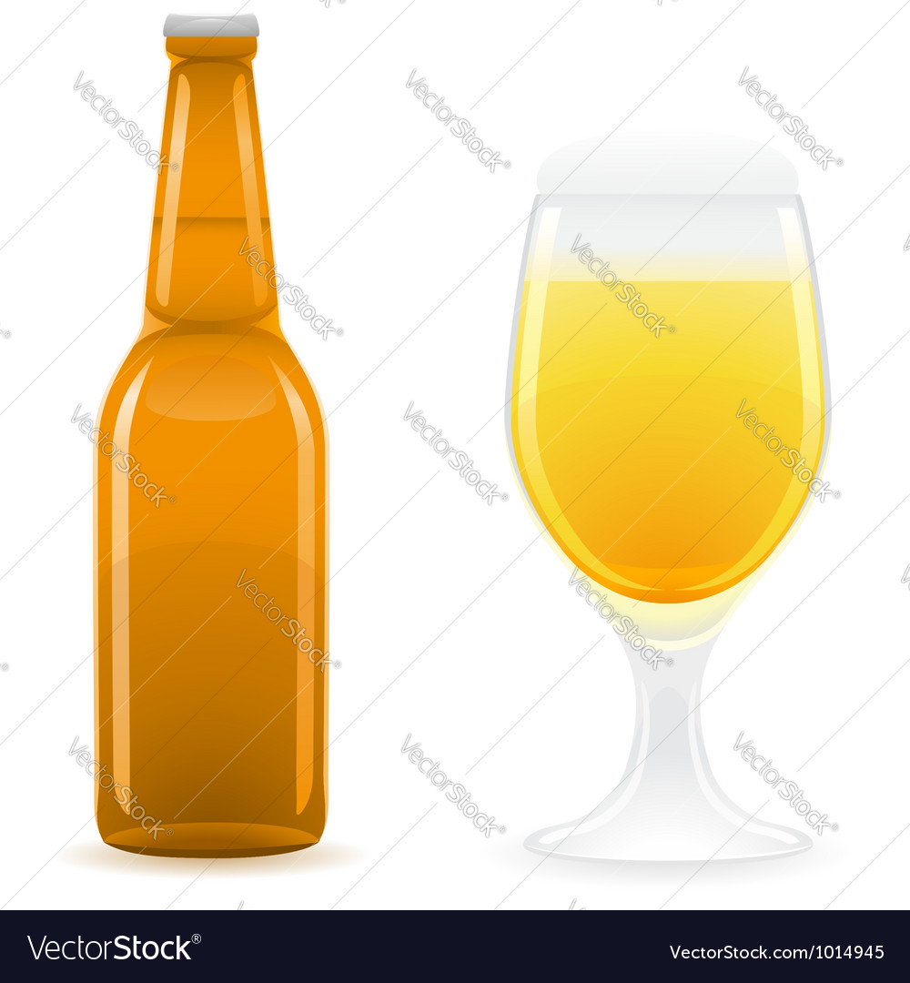 Beer 07 vector | Price: 1 Credit (USD $1)