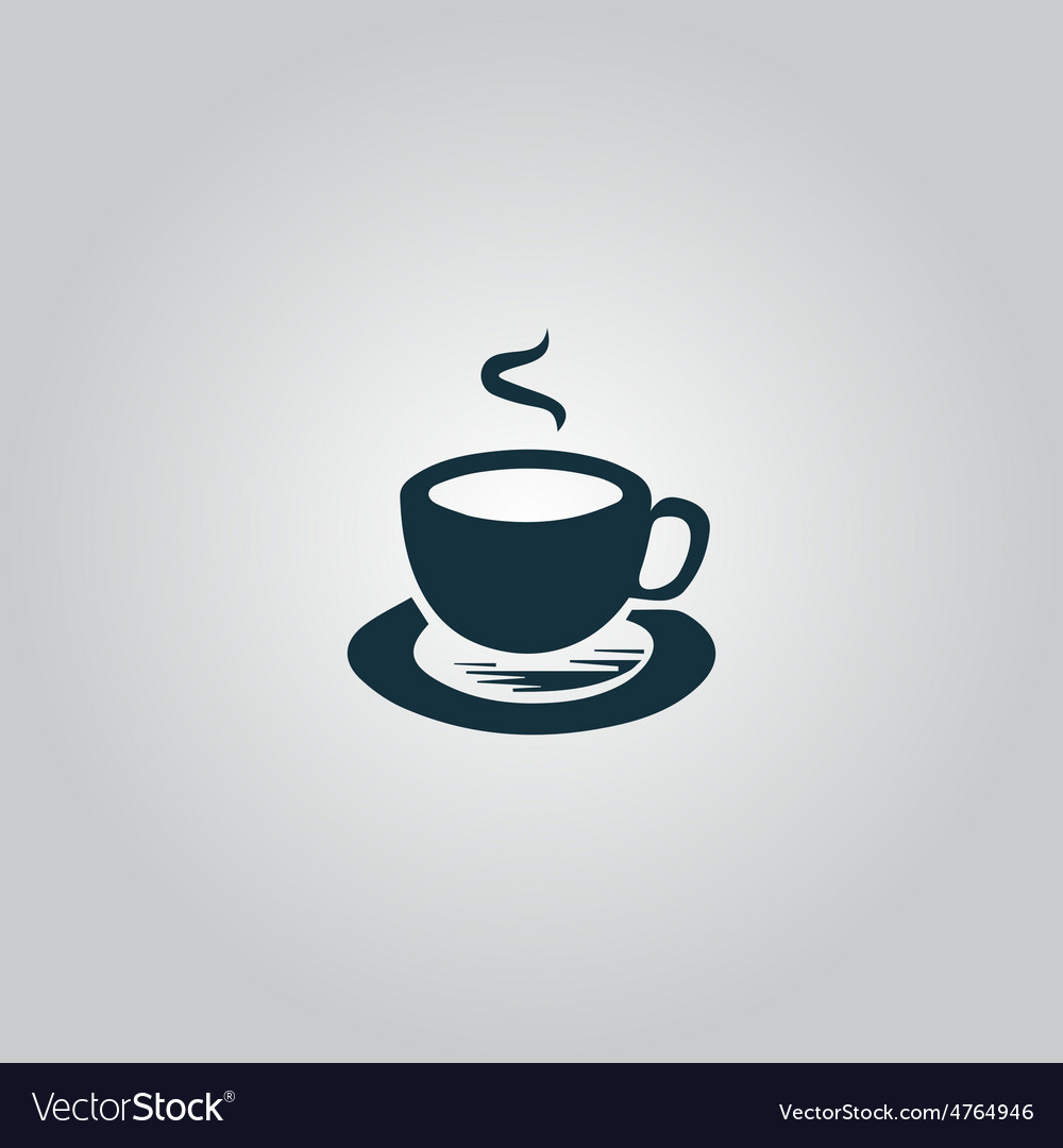 Cup of coffe vector | Price: 1 Credit (USD $1)
