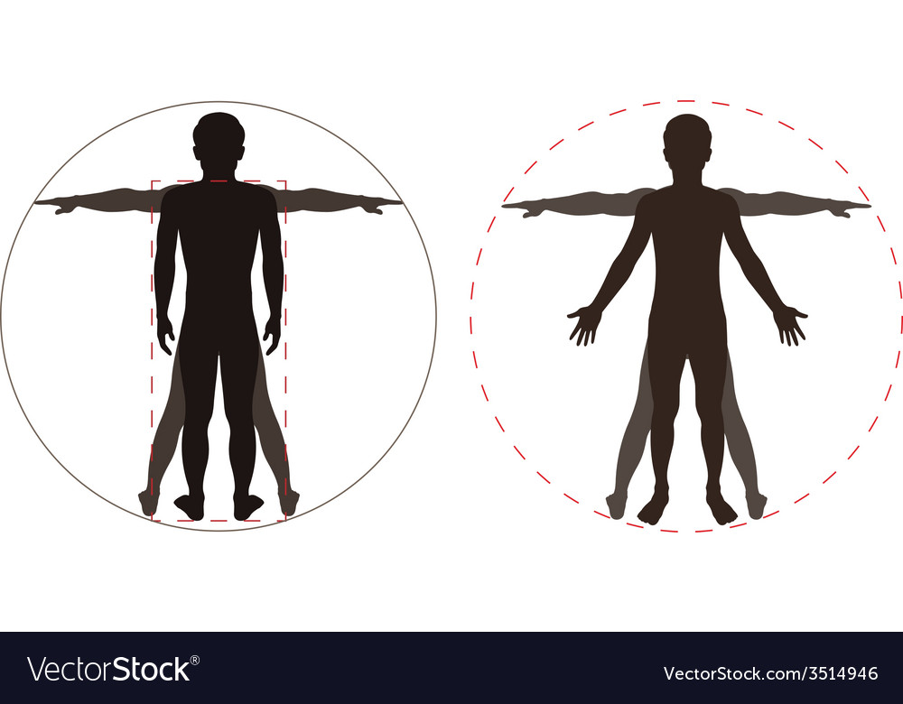 Human body part vector | Price: 1 Credit (USD $1)