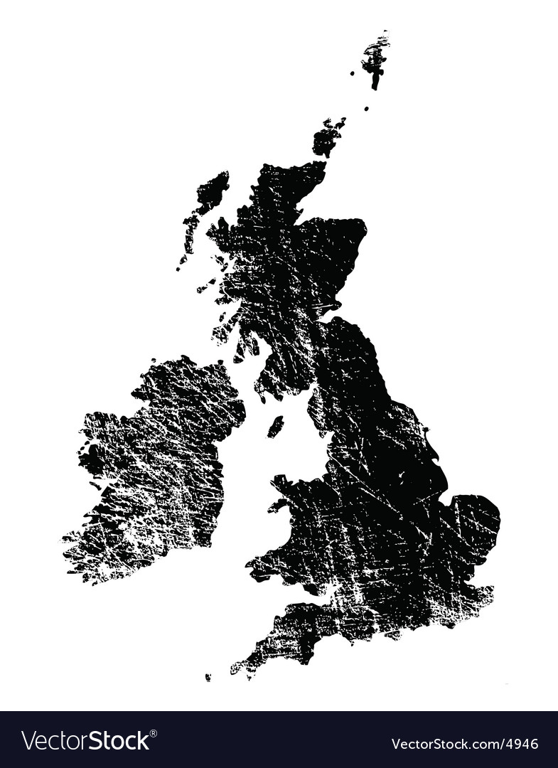 Uk eroded vector | Price: 1 Credit (USD $1)