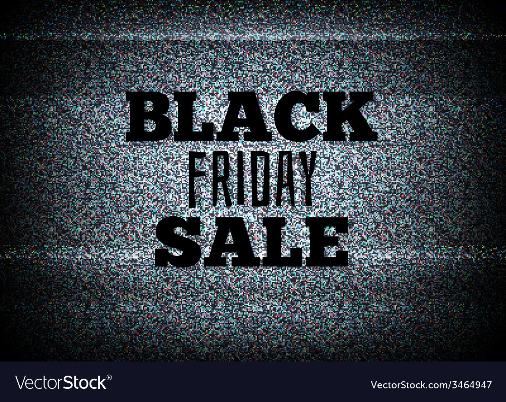 Tv commercial black friday sale vector   Price: 1 Credit (USD $1)
