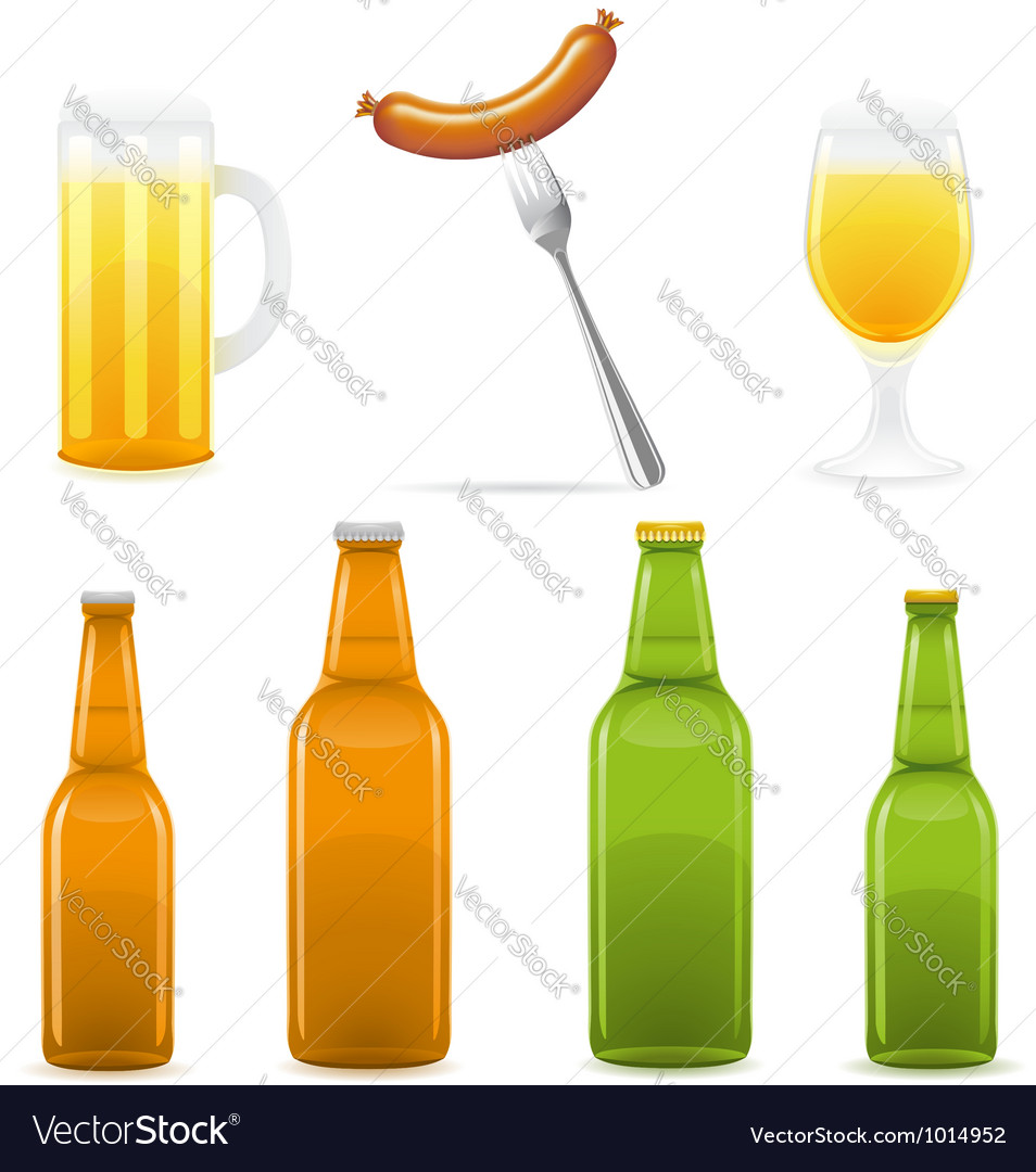 Beer 10 vector | Price: 1 Credit (USD $1)