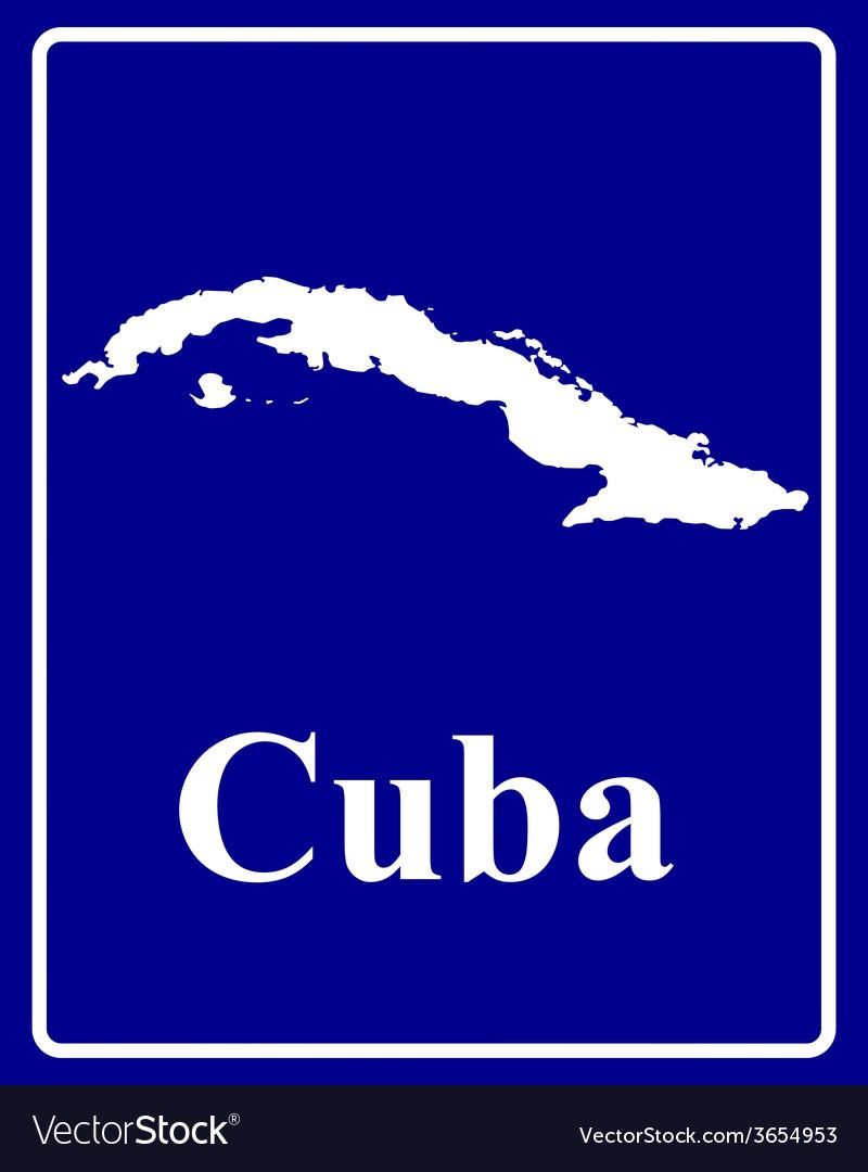 Cuba vector | Price: 1 Credit (USD $1)