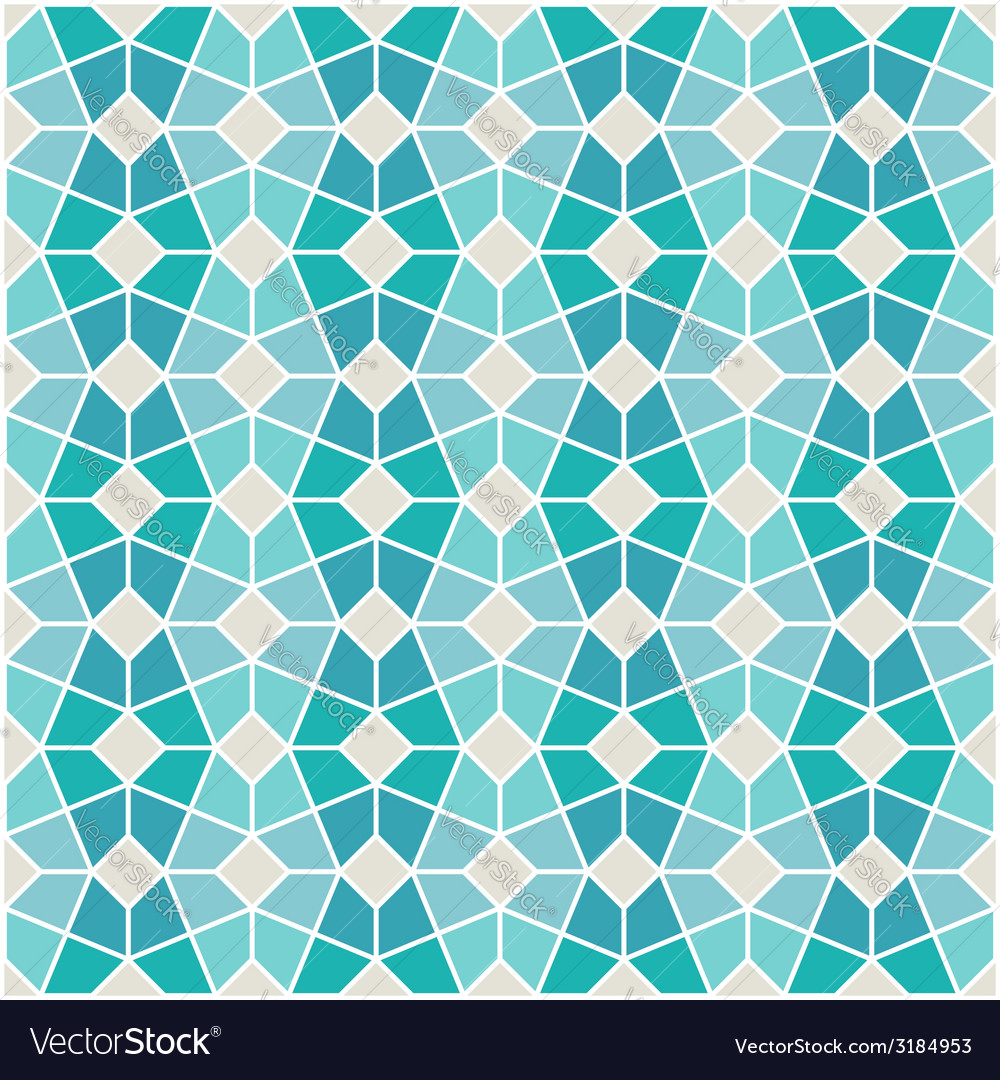 Intricated geometric pattern vector | Price: 1 Credit (USD $1)