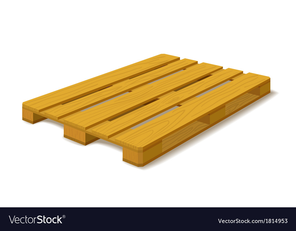 Pallet vector | Price: 1 Credit (USD $1)