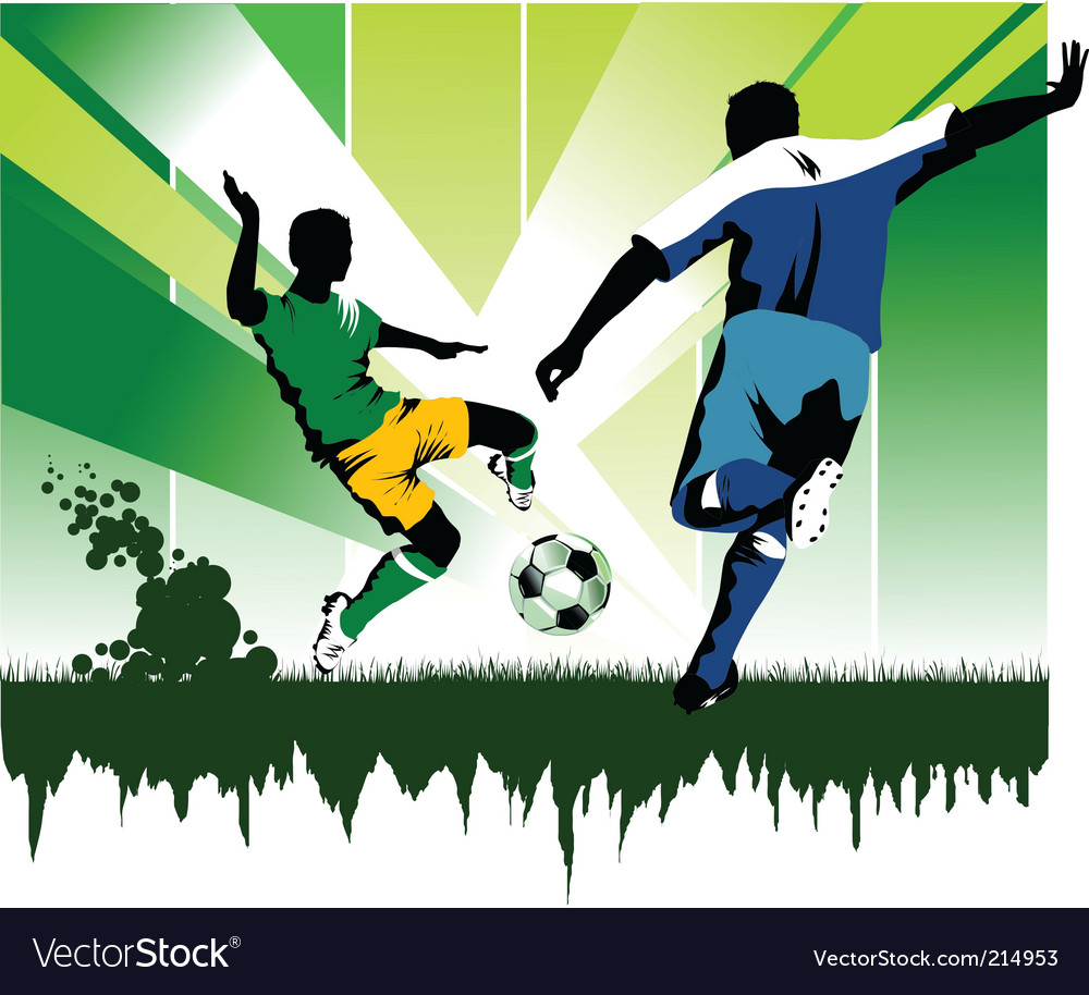 Soccer skill vector | Price: 3 Credit (USD $3)