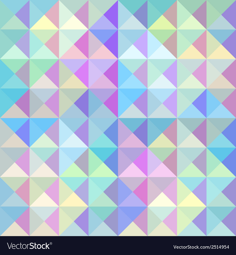 Colorful triangle background6 vector | Price: 1 Credit (USD $1)