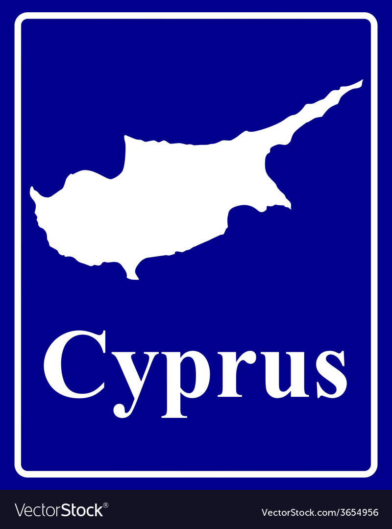 Cyprus vector | Price: 1 Credit (USD $1)