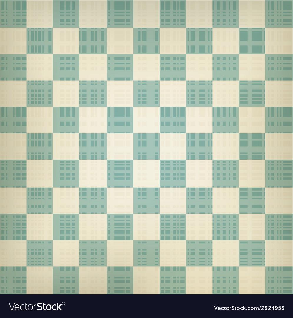 Grunge chessboard background vector | Price: 1 Credit (USD $1)