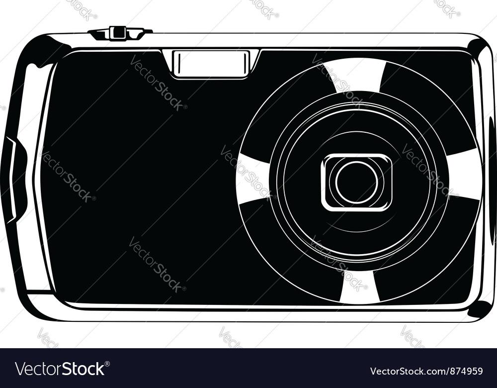 Photo camera vector   Price: 1 Credit (USD $1)
