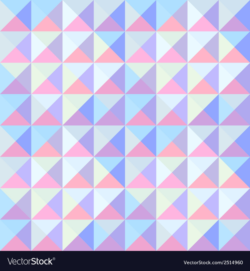 Colorful triangle background8 vector | Price: 1 Credit (USD $1)