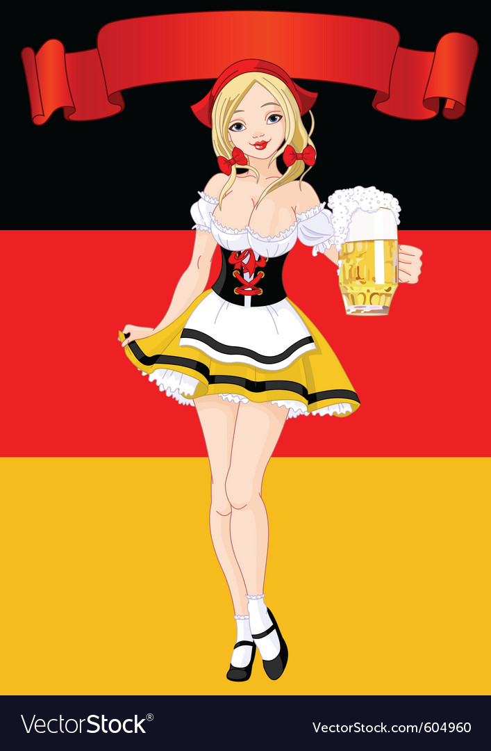 Oktoberfest celebration vector | Price: 5 Credit (USD $5)