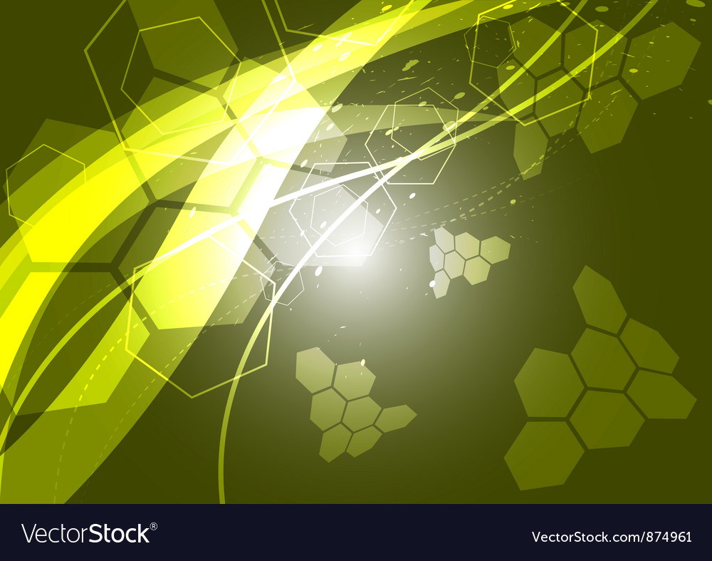 Abstract science background vector | Price: 1 Credit (USD $1)