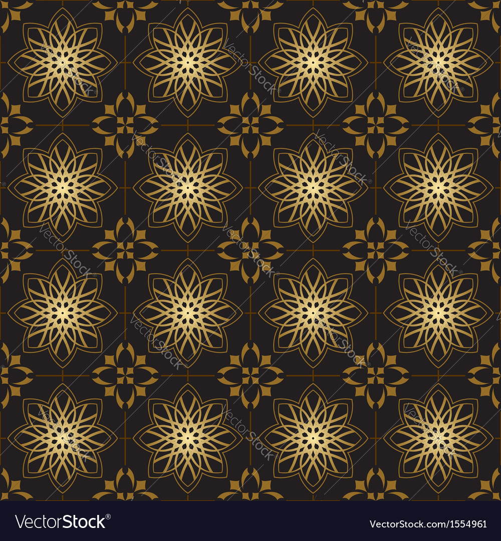 Black and golden geometric texture vector | Price: 1 Credit (USD $1)