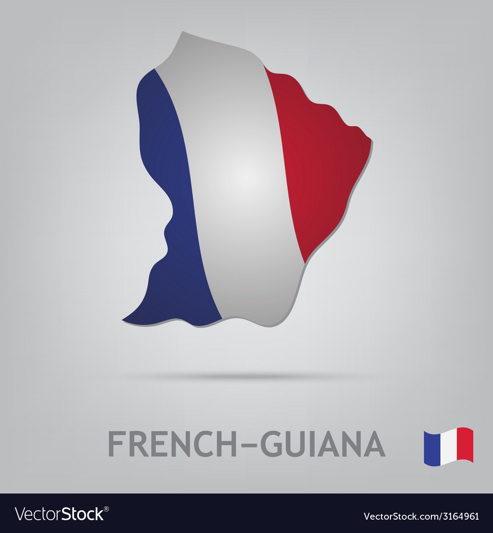 French-guiana vector   Price: 1 Credit (USD $1)