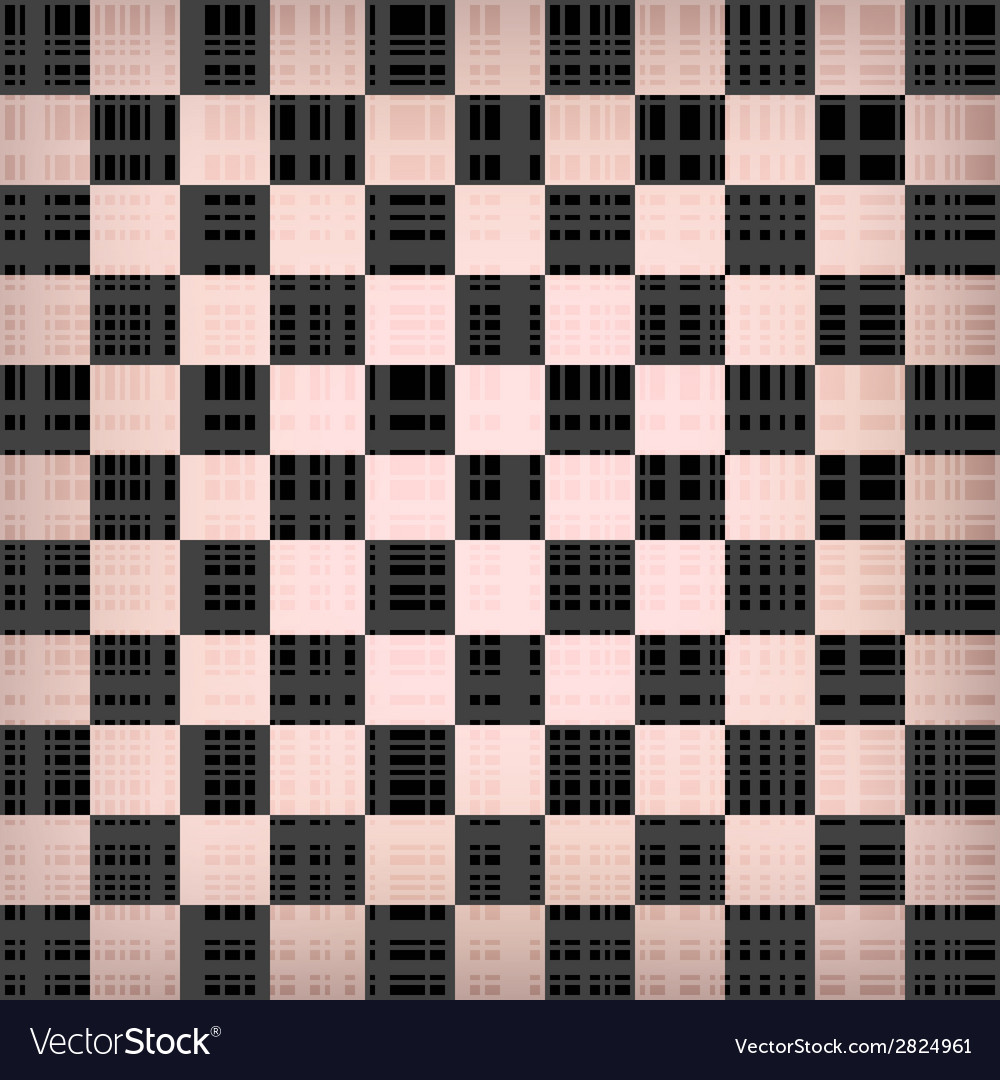 Grunge chessboard background vector | Price: 1 Credit (USD $1)