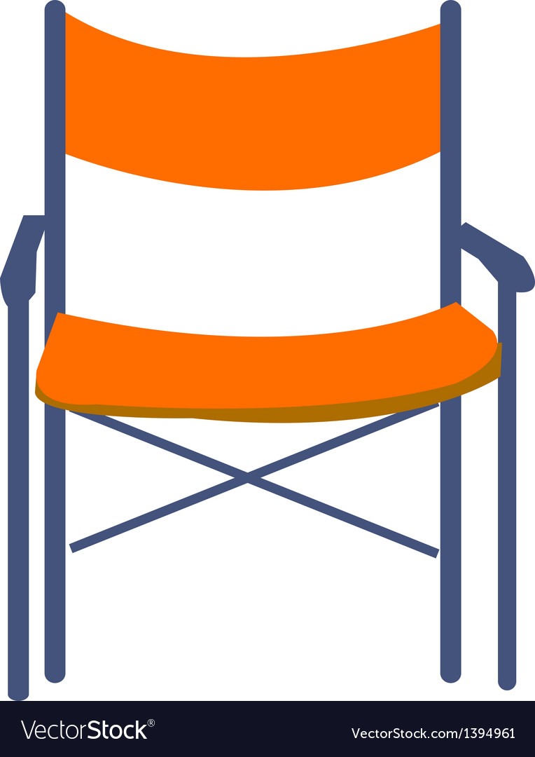 Patio chair vector | Price: 1 Credit (USD $1)