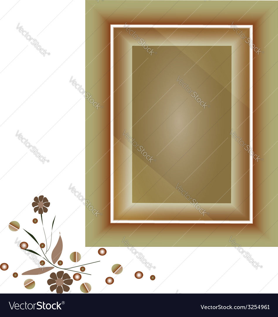 Vintage frame vector | Price: 1 Credit (USD $1)
