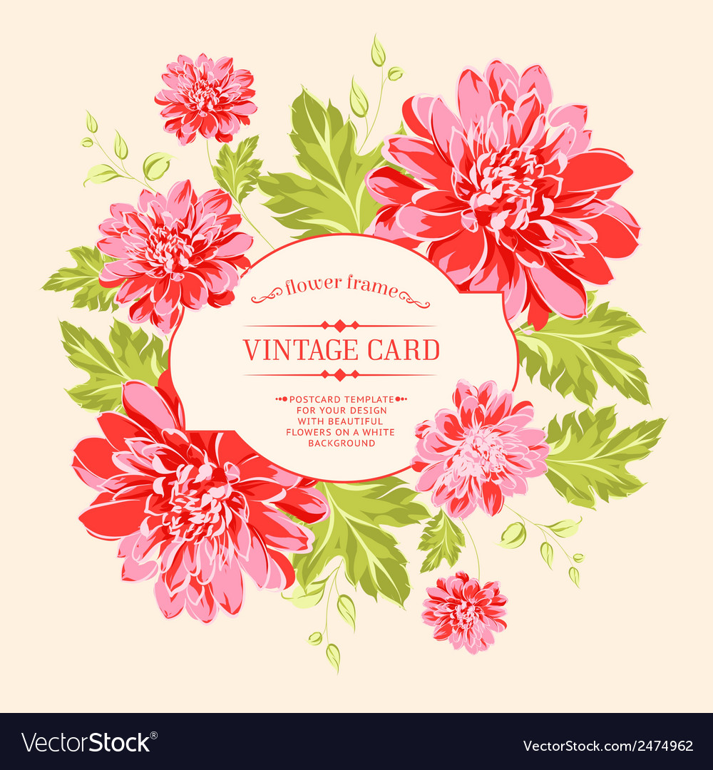 Luxurious red peony vector | Price: 1 Credit (USD $1)